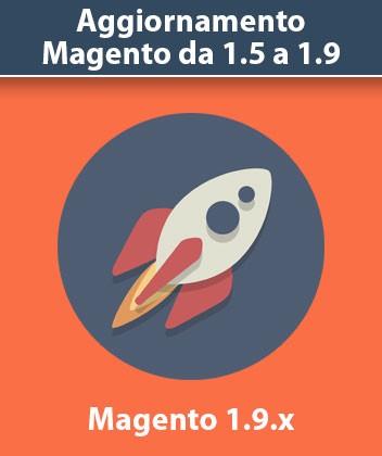 Aggiornamento Versione Magento da 1.5 a 1.9