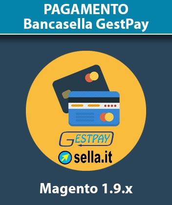 Modulo Magento Pagamento Bancasella GestPay