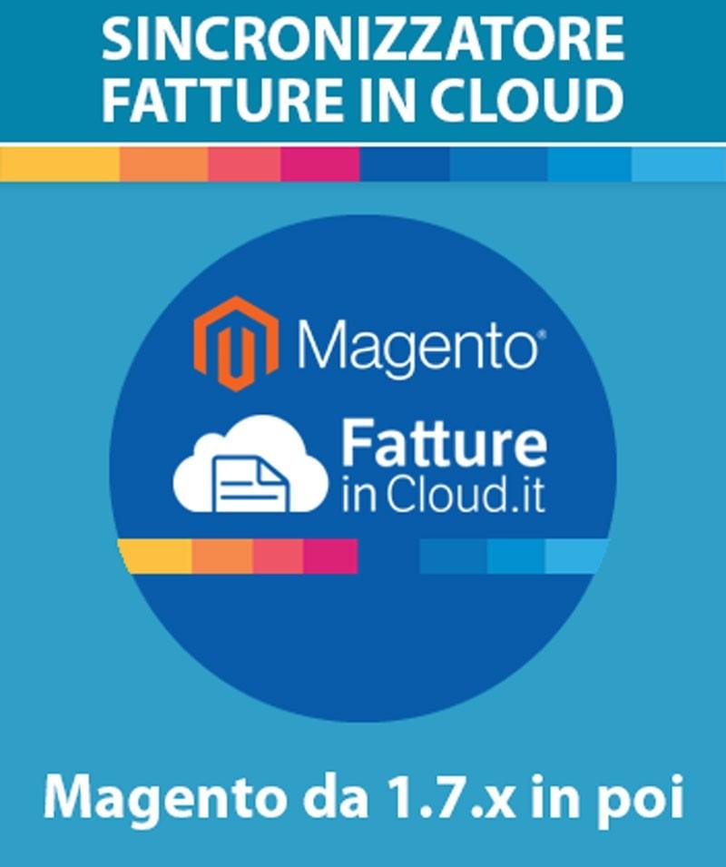 Fatture in Cloud Magento Modulo estensione