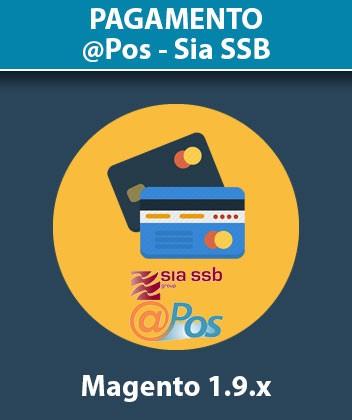 Modulo Magento Pagamento @Pos - Sia SSB - Banca Marche