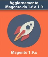 Aggiornamento Versione Magento da 1.6 a 1.9