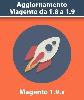 Aggiornamento Versione Magento da 1.8 a 1.9