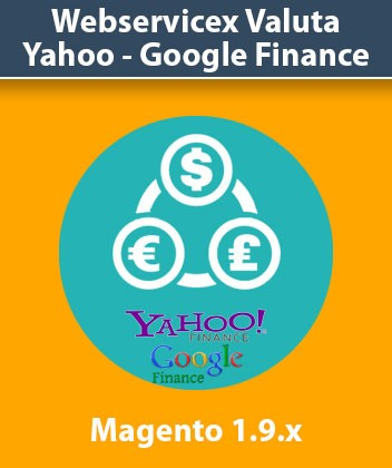 Modulo Webservicex Valuta Yahoo e Google Finance