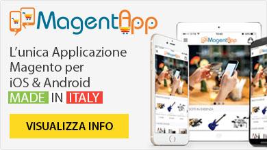 Applicazione Magento iOS e Android