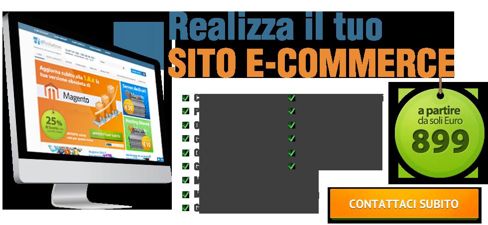 Realizzazione Ecommerce Magento